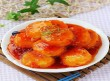 Trứng chiên sốt chua cay