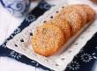 Bánh bí ngô giòn tan cho bé