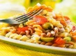 Salad trộn mì Ý