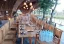 Nhà hàng Lã Vọng Lẩu Cua Đồng - Gà- Cá Sông