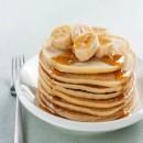 Cách làm bánh kếp chuối bơ lạc cực bổ dưỡng cho bữa sáng