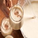 Công thức cocktail trứng sữa thơm ngậy ấm áp
