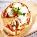 Pizza Margherita thơm ngon ngay tại nhà