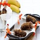 Tự làm kem chuối bọc Chocolate hấp dẫn
