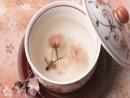 Độc đáo Hoa Anh Đào trong ẩm thực Nhật Bản