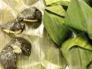 Thương thầm bánh ít lá gai Bình Định