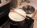 Mẹo hay để nấu cháo không bị trào ra ngoài