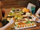 """Set ăn """"hai người mười món"""" tại nhà hàng YummyQ"""