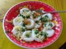 Những món ăn vặt buổi chiều ở Bình Ba
