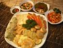 Rau rán - món ăn độc đáo xứ Hàn