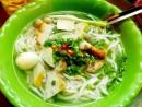 Bánh canh chả cá ở Sài Gòn