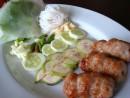 Các món ăn Việt được biến tấu trên đất Thái