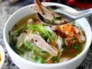 Những món ăn hấp dẫn trong tiết thu Hà Nội