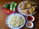 Đến Phan Rang đừng quên thưởng thức cơm gà