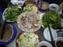 Ăn bê thui Cầu Mống ở Điện Bàn