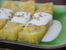 Thưởng thức các loại bánh từ chuối ở Bến Tre