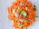 Salad cà rốt cá ngừ