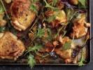 Gà nướng Kim Chi khoai tây