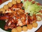 Đến Quán Ngon 138 ăn gà nướng lu