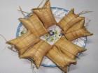 Đặc sản bánh dừa Đồng Khởi