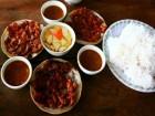 Thưởng thức hương vị Hà Tĩnh trong món bún thịt nướng