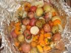 Giảm cân bằng khoai tây