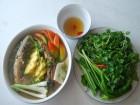 Món ngon từ cá ngát