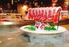 Tín đồ ẩm thực hào hứng khám phá món thịt bò bay