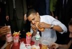 Trợ thủ đắc lực bật mí sở thích ăn uống của ông Obama