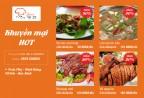 Giảm giá mạnh tay nhiều món ngon tại cơ sở Bắc Ninh