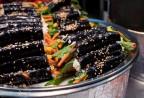 Khu chợ ẩm thực cổ nhất xứ kim chi