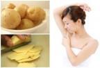 Làm trắng vùng da dưới cánh tay bằng những thực phẩm tự nhiên
