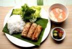 Món ngon từ lá chanh đậm chất Hà Nội giữa lòng Sài Gòn