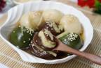 Cách làm chè trôi nước ngọt ngào nóng hổi thích hợp sáng mùa đông