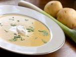 Cùng làm món súp khoai tây ấm áp ngày đông