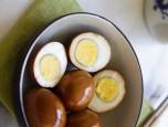 Trứng kho vừa đậm đà vừa thơm ngon lý tưởng