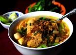 Bún đỏ - món ăn bình dân về đêm nổi tiếng ở Ban Mê