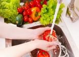 7 cách khử thuốc trừ sâu ở rau củ quả