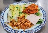 """4 biến tấu """"bánh cuốn"""" độc đáo ở Sài Gòn"""