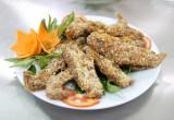 Vịt 29 khuyến mại 40% với món cánh vịt rang muối