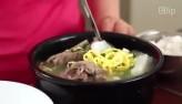 Canh xương sườn thịt bò kiểu Hàn Quốc