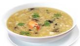 Súp nấm cua