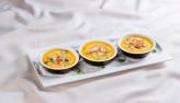 Trứng hấp tôm nấm