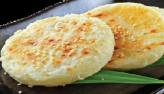Bánh sắn nướng( khoai mì)