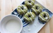 Donut trà xanh mới lạ hấp dẫn