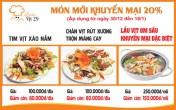 Vịt 29 - giảm giá lẩu vịt om sấu chỉ còn 150.000đ và 20% cho món ăn mới
