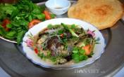 Nhớ món cá tràu óm xứ Quảng