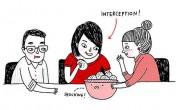 Cách dùng dao muỗng nĩa để ăn món Tây