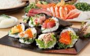 5 biến thể phổ biến của món sushi
