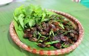 Bọ xít rang lá chanh - 'đặc sản' Tây Bắc thách thức những tín đồ ẩm thực